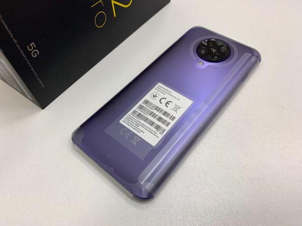 NOWY POCO F2 PRO 128GB 5G Fioletowy Stoisko GSM Auchan Wałbrzych