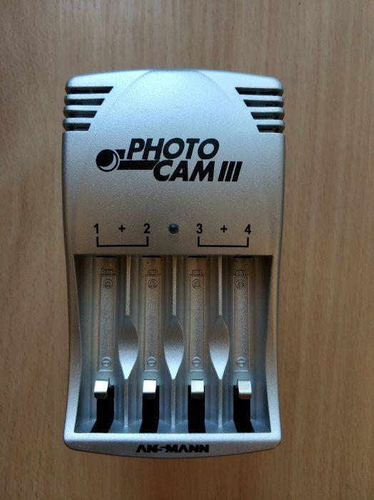 Зарядное устройство Ansmann PhotoCam III