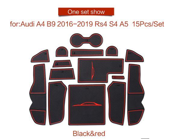 Tapetes protecçao Audi A4 B9 (2016 »»»)