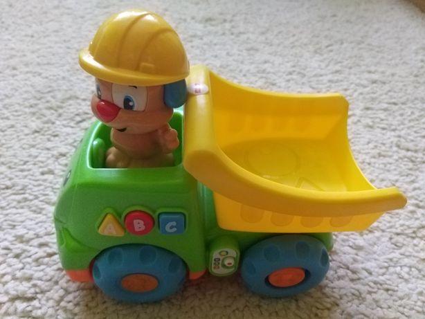 Fisher Price autko/samochód szczeniaczka