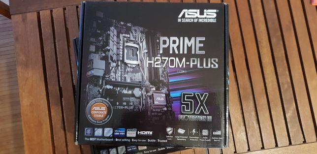 Asus Prime H270-M Plus