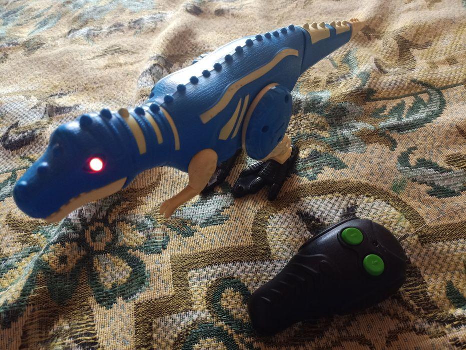 Динозавр на радиоуправлении Запорожье - изображение 1