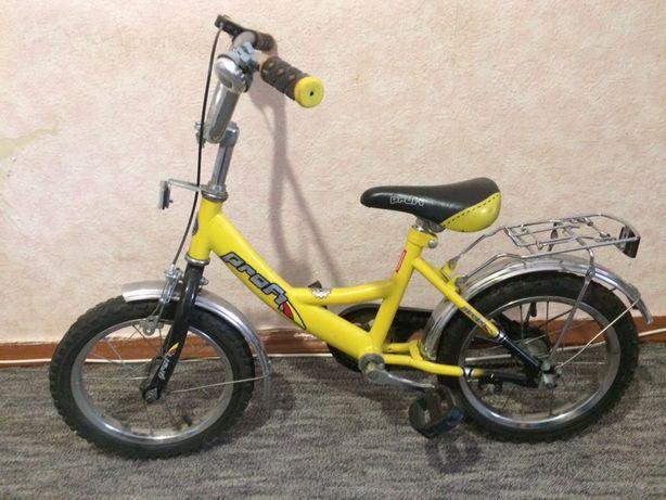 Детский велосипед 14 дюймов