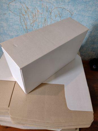 Короб ящик картонный самосборный 44шт.