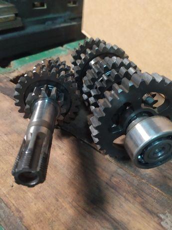 Skrzynia biegów suzuki dr 350