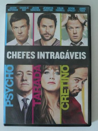 Dvd Chefes Intragáveis - Original