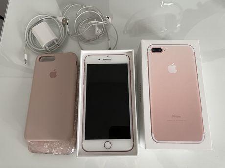 Apple iPhone 7 plus 32 GB rose gold