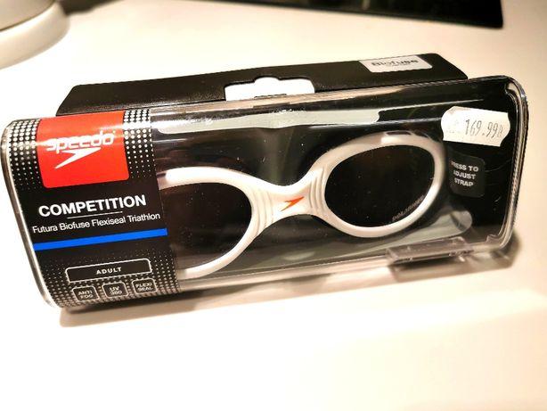Okulary pływackie Futura Biofuse Flexiseal Polarised Triathlon Speedo