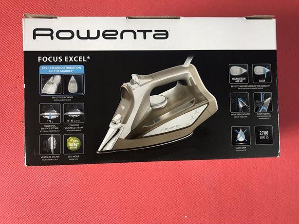 Ferro de Engomar Rowenta Focus Excel