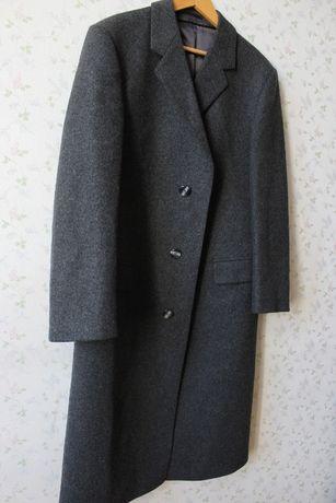 piękny, wełniany płaszcz Weingarten