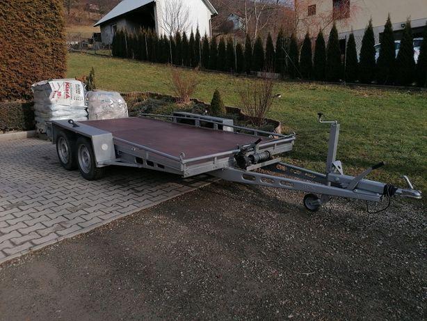 Sprzedam Lawete BPW Ładowność 1650kg Platforma 4x2