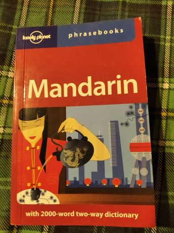 Mandarin phrasebooks rozmówki chińskie/angielskie