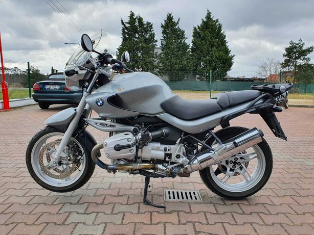 BMW R1150R R1150 R 1150 R KUFRY Motorex DP Gniezno