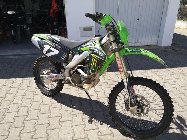 Mota KX250F 4T 2008