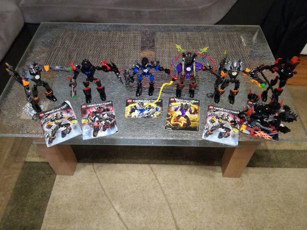 Lego Hero Factory (6 figurek)