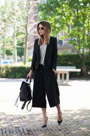 Стильные юбка-брюки, кюлоты фирмы Sunny Leigh, США
