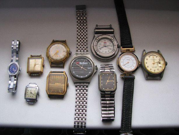 часы наручные механические и кварцевые