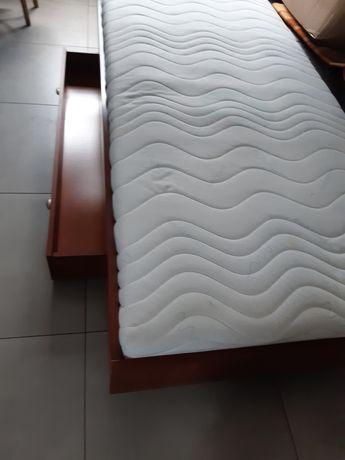 Łóżko + materac 95x200