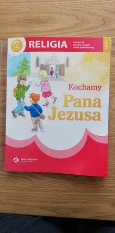 Książka religia 2 klasa podręcznik