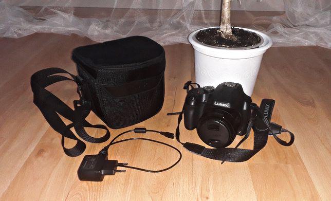 Aparat cyfrowy Panasonic LUMIX FZ81 + torba