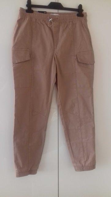 Spodnie joggery damskie