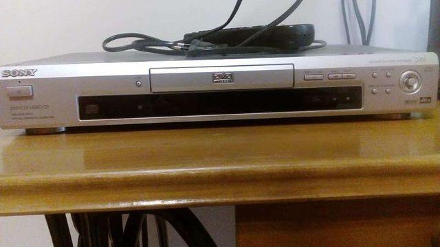 DVD Sony DVP-S336