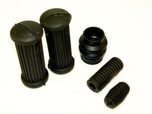 Zestaw elementów gumowych WSK 125 M06 NOWY Sklep