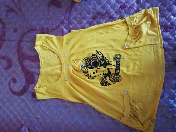 Продам майку-футболку для беременных.