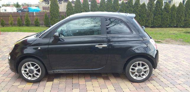 FIAT 500 1.2 NISKI przebieg 141000 Klimatyzacja