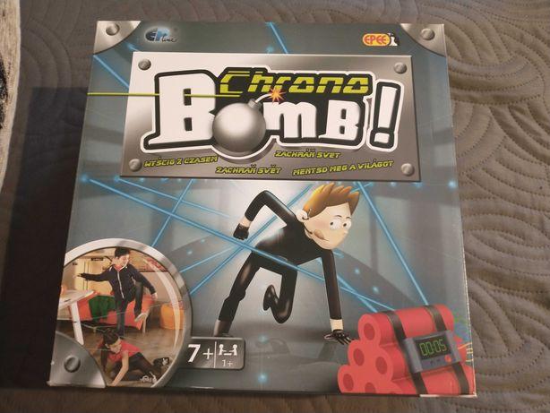 Gra zręcznościowa Chrono Bomb!