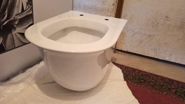 Miska wisząca WC Compacta Sensea + deska wolnoopadająca gratis