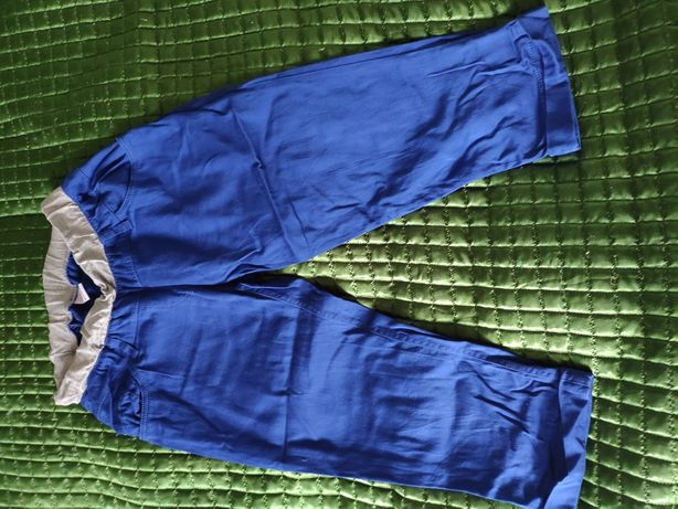 Rybaczki ,spodnie na lato,krótkie spodnie ciazowe 9fashion 36 (S)