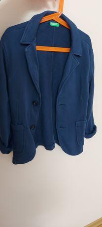 Трикотажный пиджак Benetton