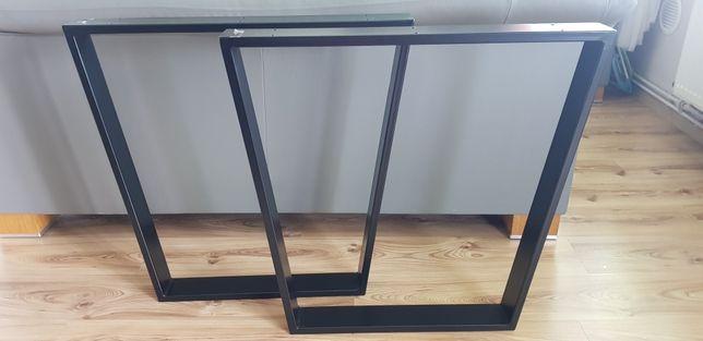Nowe nogi do stołu typu loft