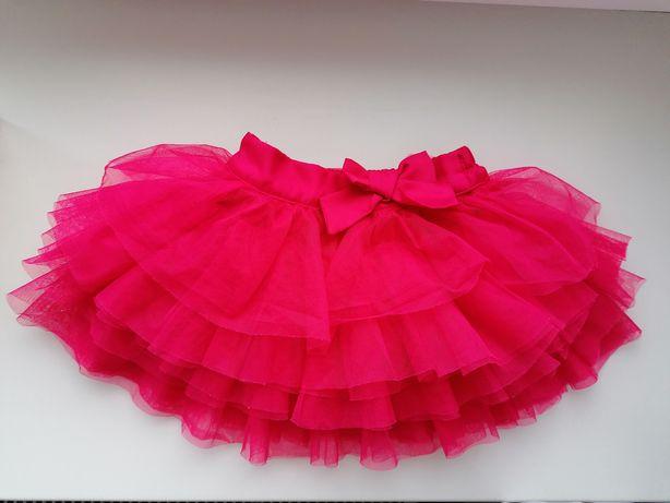 Розовая Фатиновая юбка Disney / Юбка Пачка / Туту