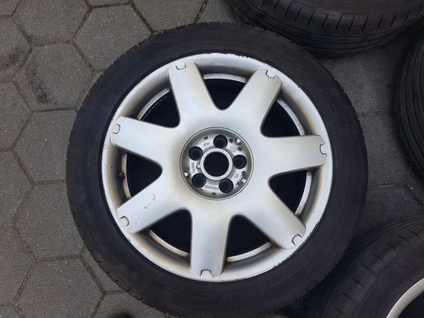 """Alufelgi 17"""" Vw Seat Audi"""