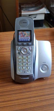 Dwa Telefony bezprzewodowe Panasonik i Philips