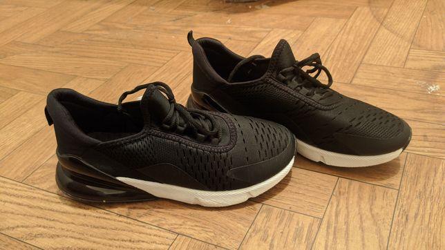 Черные Adidas на баллонах