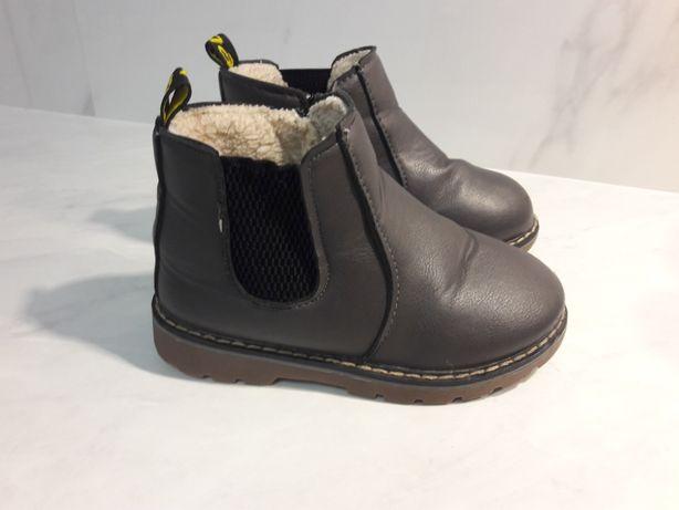 Ботинки (деми) 27 размер (17 см)