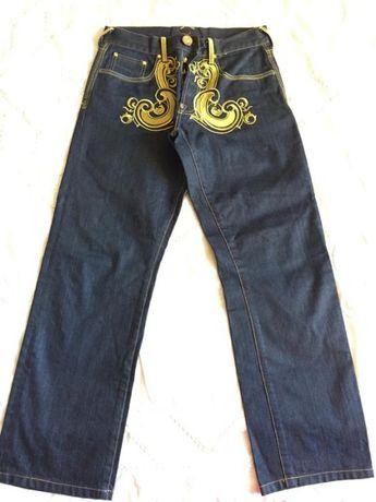 Deluxe denim новые аутентичные джинсы люксовая коллекция