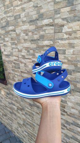 Sandałki Crocs crocsy chłopięce sandały c 11 r.28