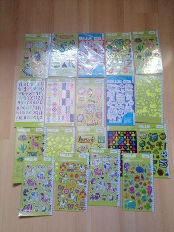 Naklejki Stickers dla dzieci. Kayet.