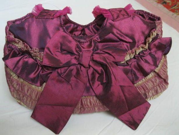 75грн. Новая Бордовая Сумка (ткань, легкая).