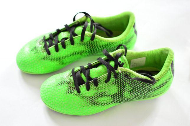 Korki Adidas zielone rozm 33