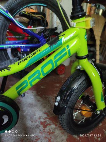 Велосипед двухколёсный 12
