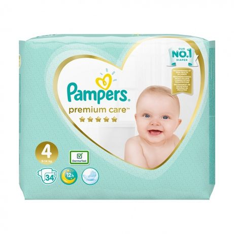 Памперсы Pampers Premium Care