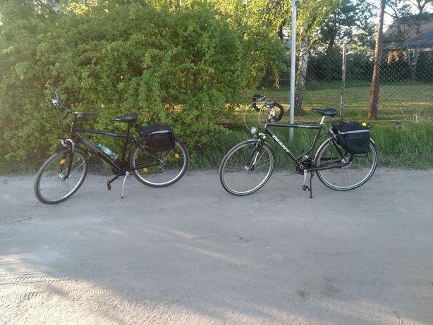 Rowery miejskie stan bdb