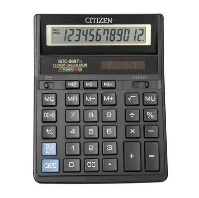 Бухгалтерский калькулятор Citizen 888