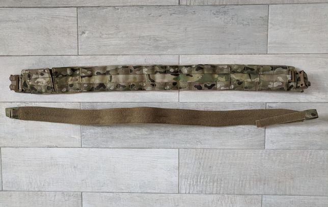 Тактичний пояс Warrior Assault Systems Low Profile Molle Belt MULTICAM