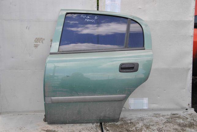 Opel Astra G HB drzwi lewy tył